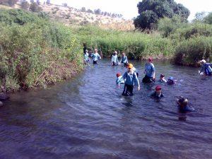 בית רבקה כפר חבד יצפור, עין תינה, רבי מאיר בעל הנס (5)