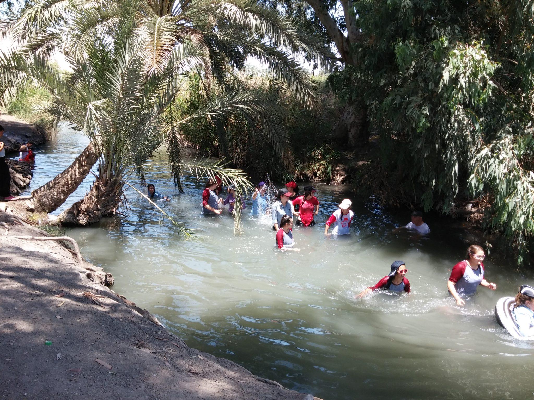 טיולי קיץ בנחל קיבוצים