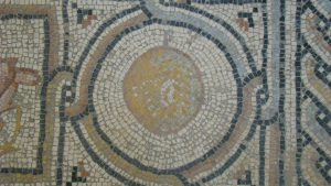 ירושלים, כנסיית העלייה הרוסית, קפלת יוחנן המטביל, מלון עגול