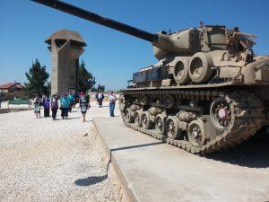 אנדרטת הר אדר והטנקים