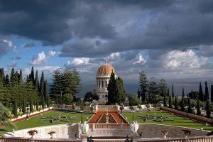 מקדש הבהאים חיפה