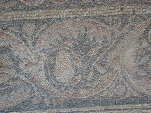 אתרוג, פסיפס הווילה של הבזיאר, ארגוס, יוון