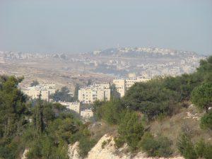 טיול לליפתא בכניסה לירושלים