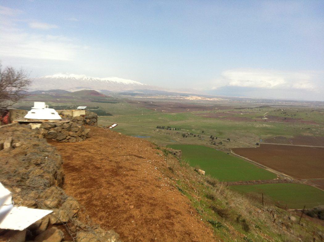 הר בנטל (צילום: ד
