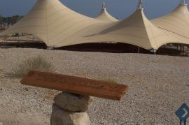 """בית הכנסת העתיק בעין גדי (צילום: ד""""ר ענת אביטל)"""