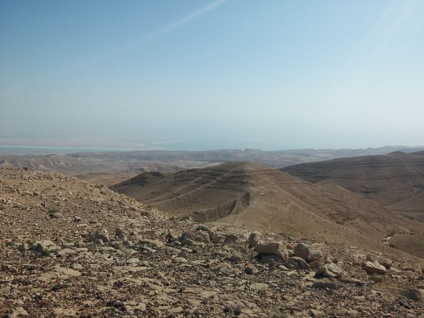"""תצפית הר קנאים (צילום: ד""""ר ענת אביטל)"""