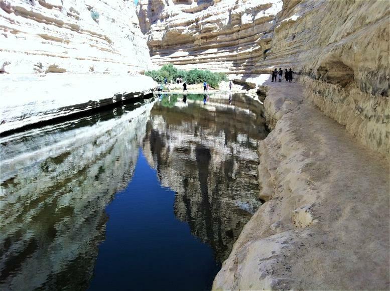 """עין עבדת בהר הנגב, צילום: ד""""ר ענת אביטל"""