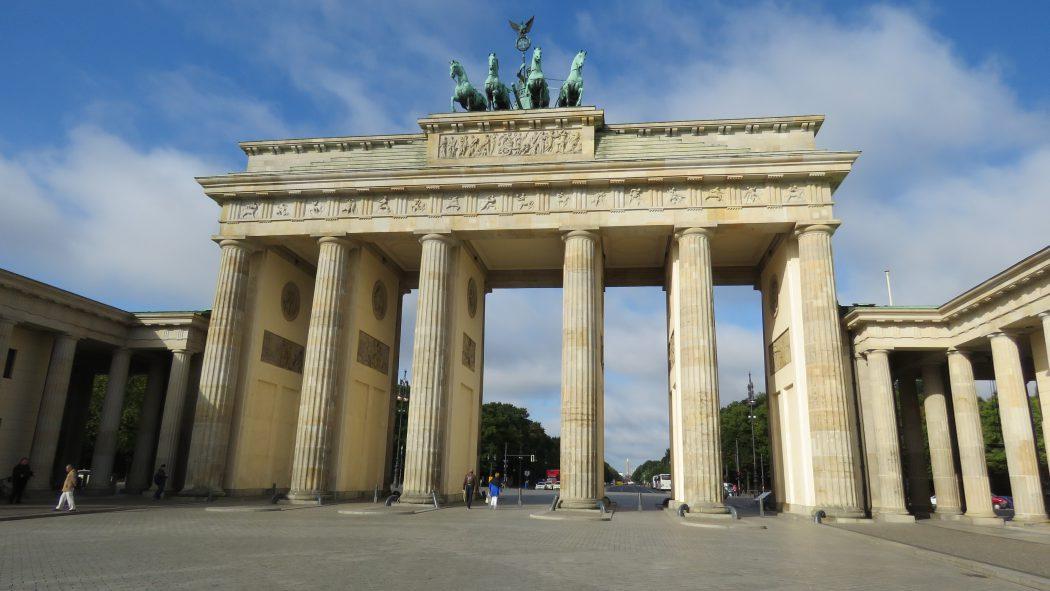 שער ברנדבנבורג,ברלין (צילום: ד