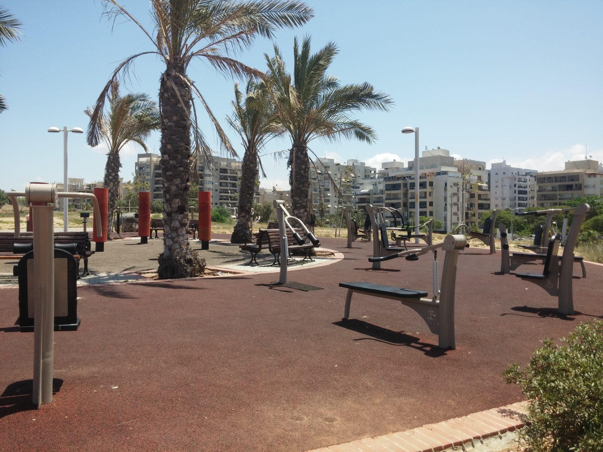 """פארק אשדוד ים (צילום: ד""""ר ענת אביטל)"""