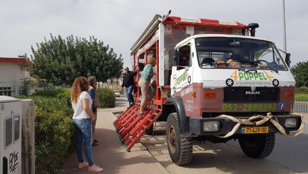 משאית ספארי פופל