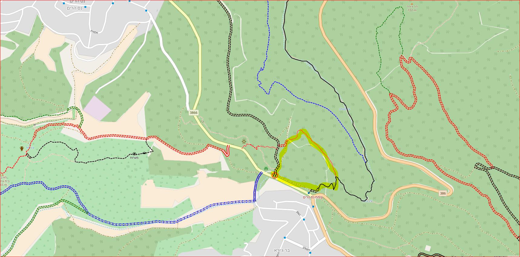 משהו רציני טיול בשביל שוסטר: מסלול מעגלי קצר בנחלים שורק וקטלב - מטיילים עם ענת HH-28