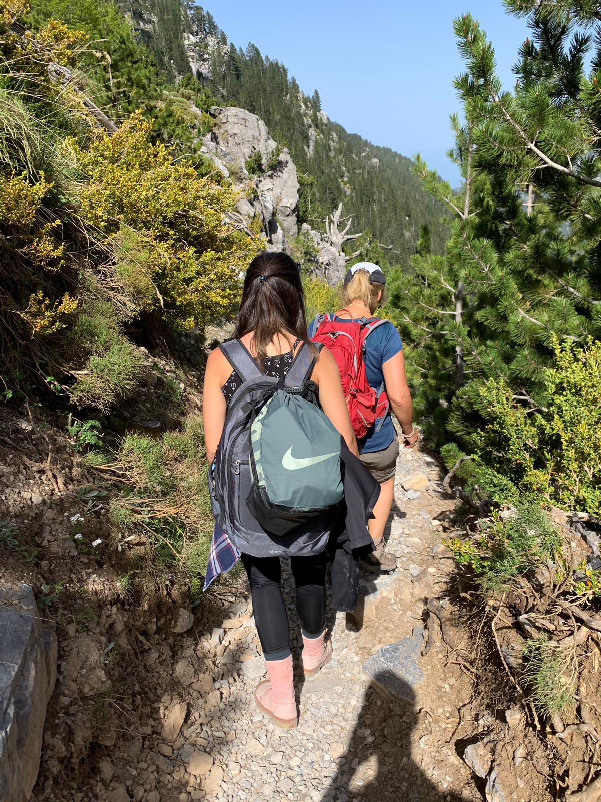"""כובשים את הר האולימפוס בטרק מהמם, צפון יוון, ד""""ר ענת אביטל"""