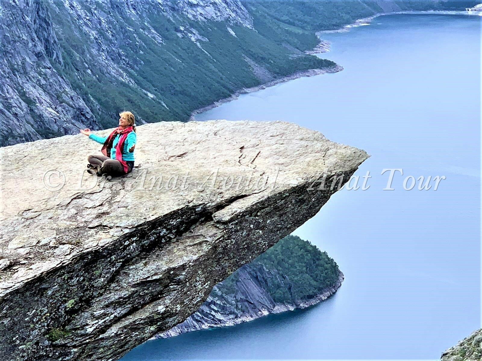 טרולטונגה נורווגיה, Trolltunga