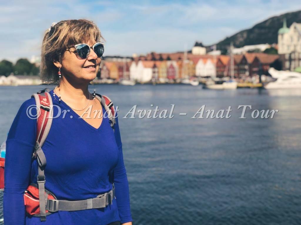 """ד""""ר ענת אביטל, נמל ברגן Bergen, נורווגיה"""