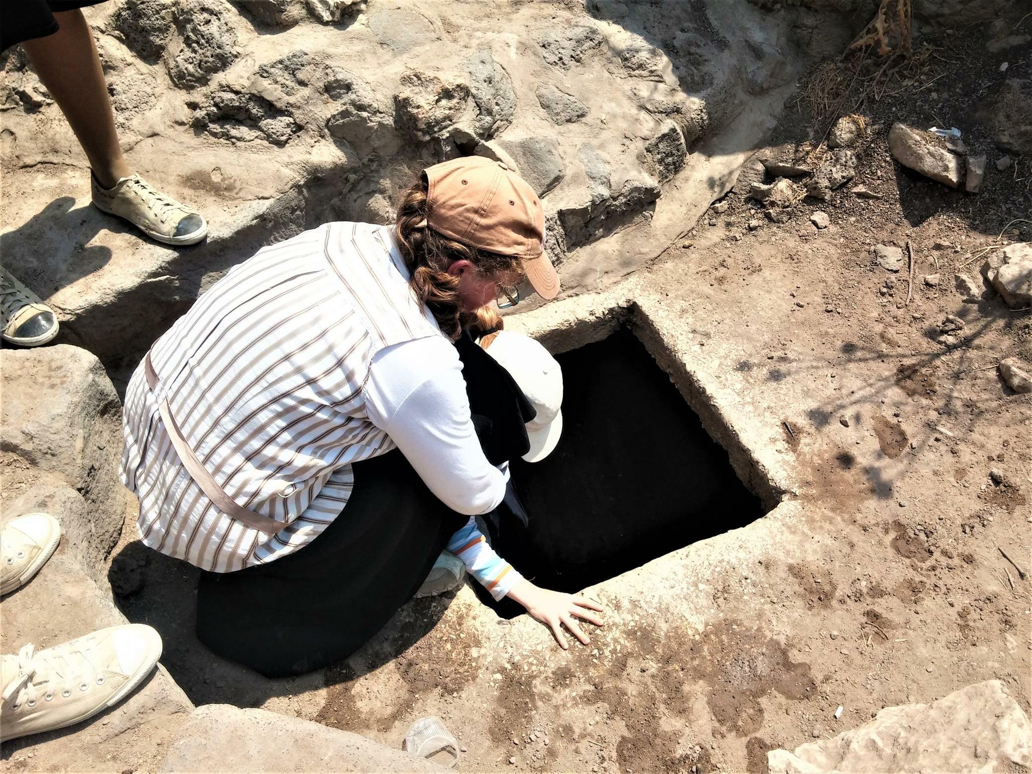 """עין יזרעאל מעיין ניקבה ובריכת מים בעמק חרוד, צילום: ד""""ר ענת אביטל"""