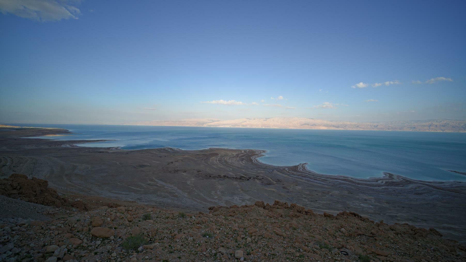 נופי ים המלח והבולענים, צילום: יוסי אביטל