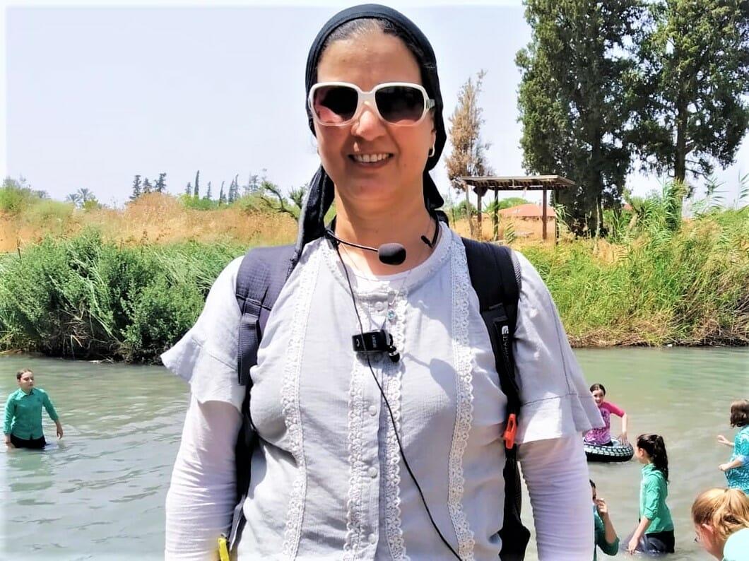 המדריכה המהממת שלנו: נחמה כהן