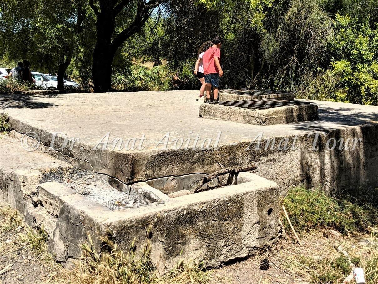 """באר המקור למים של בית הקשתות- ביר אל-בייארה, ד""""ר ענת אביטל"""