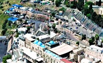 ציון קבר רבי שמעון בר יוחאי בהר מירון, מתוך: Ynet