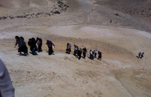 """מכתב תודה על טיולי ם למורות מהנהלת מכללת בית רבקה חב""""ד"""