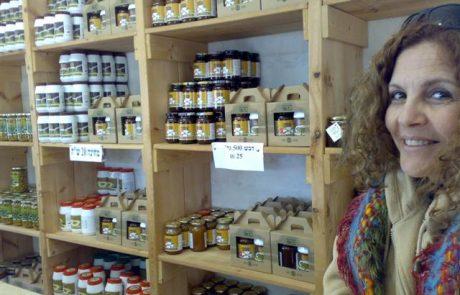 מרכז מבקרים בבית בד: סיור הכנת שמן זית וחנות המפעל