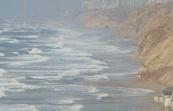גן לאומי חוף השרון: טיול על מצוקי החוף ותצפיות יפות במרכז