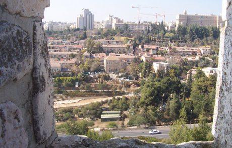 טיילת החומות בירושלים: על הגובה משער יפו ועד לשער האשפות