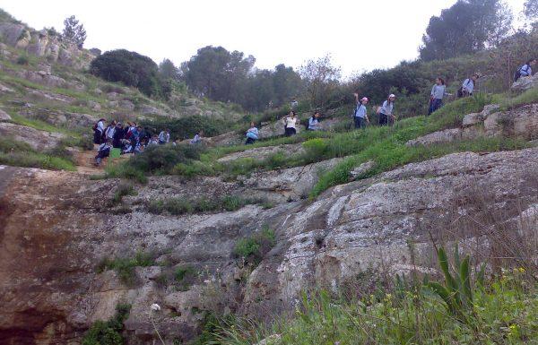 העמק הנעלם בגלבוע: טיול אתגרי בצפון