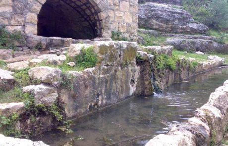 נחל כזיב עליון חורפייש: מסלול מעיינות ונחלים בצפון