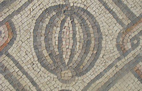 דלועיים בפסיפסי ארץ ישראל מן התקופה הביזנטית