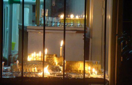 טיול חנוכיות בירושלים עם הרבה אור וסופגניות מתוקות