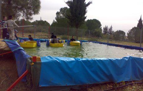 ספידיכיף פארק אטרקציות ובריכת שחייה