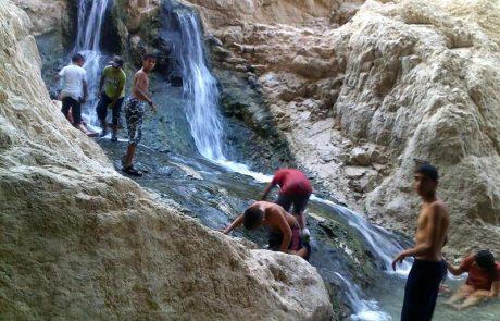 עין בוקק במדבר יהודה: מסלול מים למשפחות עם ילדים, ברכות, מעיינות ומפלים