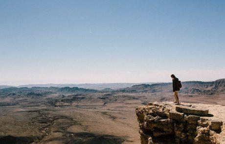טיילת מכתש רמון: טיול קל מול נופי מדבר מהממים שלא תרצו לפספס בדרום