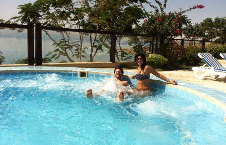 יום כיף במלון בים המלח: אם חלמתם על רוגע ואוכל טוב