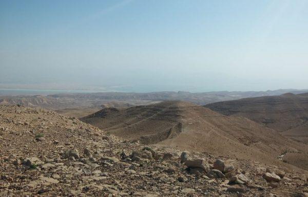מערד אל הר קנאים: טיול ברכב שטח 4X4