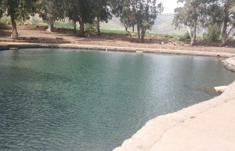 עין מודע: טיול מים למעיינות, נחלים ובריכות בצפון בעמק המעיינות