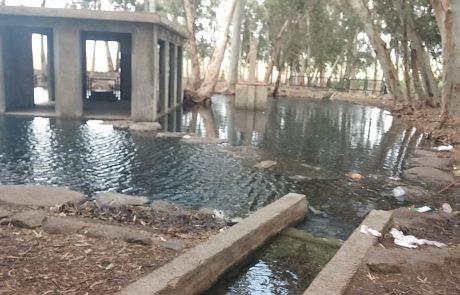 תל יזרעאל ועין יזרעאל: טיול מים בצפון עם ניקבה מסתורית בגלבוע ועמק חרוד