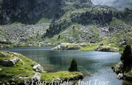 אגם קולומרס – פארק אייגואסטורטס, הפירינאים הספרדיים