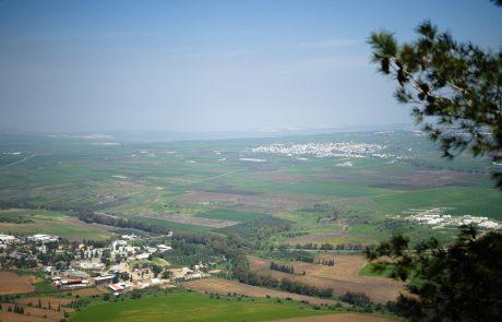 הר תבור וכנסיית ההשתנות: מסלול על שביל ישראל – מעגלי וקל עם תצפיות משגעות ופריחה