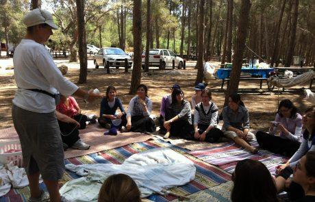 פעילות יום כיף, אוכל וגיבוש ביער בן שמן לעובדי חברה