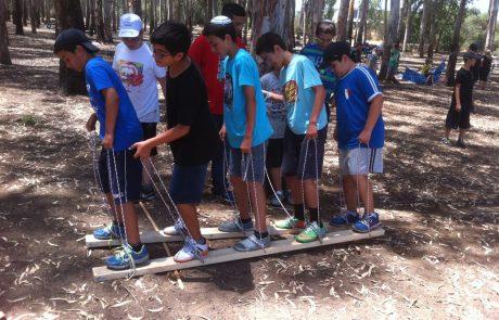 סדנאות גיבוש קבוצות: רעיונות ופעילות גיבוש ליום כיף לבית ספר