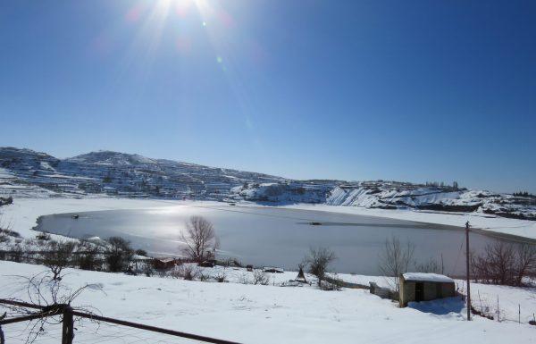 צפון הגולן: טיול תצפיות, מעיינות, מפלים, מים ומורשת קרב