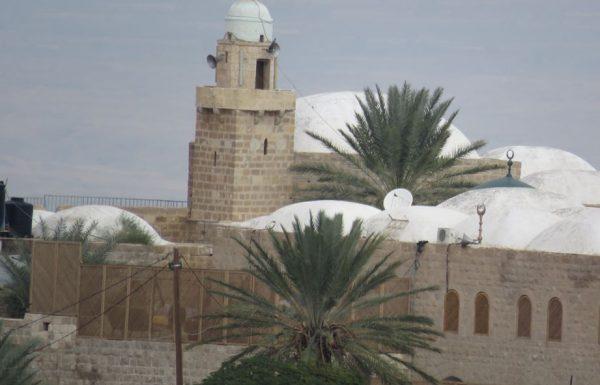 נבי מוסא: פנינה ארכיטקטונית במדבר יהודה