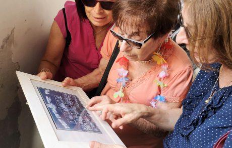 טיול שורשים אישי: יומולדת 80 לסבתא דבורה ליבפלד ברחובות נחלאות בירושלים