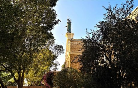 מנזר דיר ראפאת: מנזר וכנסייה נסתרים בשפלת יהודה