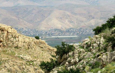 הנחלים פיראן ותלכיד במרכז בקעת הירדן: מסלול אתגרי למיטיבי לכת