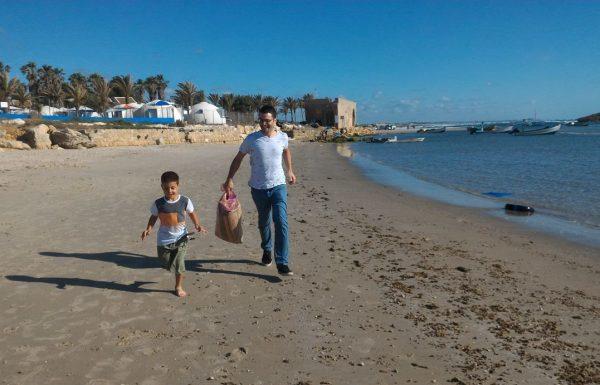 טיול יום כיף בצפון לחוף דור-נחשולים: הרבה יותר מסתם חוף ים