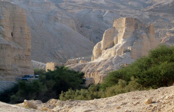 הנחלים זוהר – יזרח – רום: טיול מיטיבי לכת במדבר יהודה