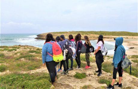 טיול נוער קידום מאור יהודה: חוויית רגלי, אוכל דרוזי, ג'יפים, אפריל 2019